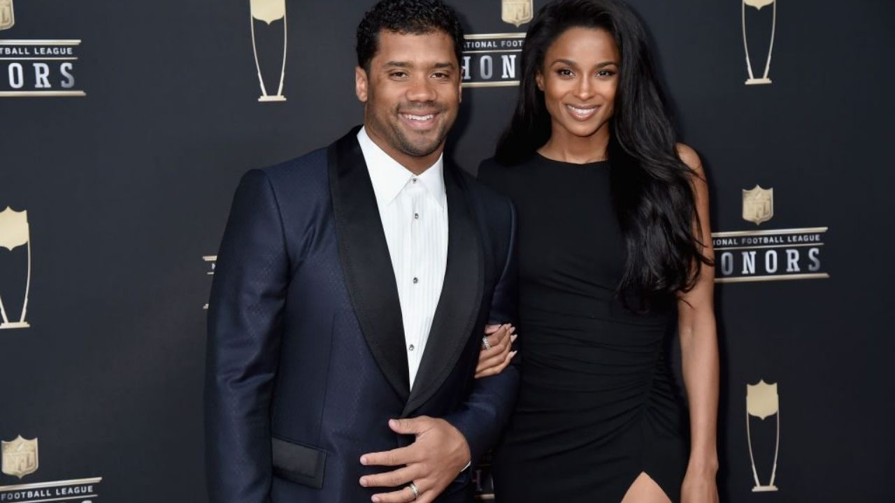 Seahawks QB Russell Wilson and wife Ciara will host a vaccination special on TV, featuring president Joe Biden.