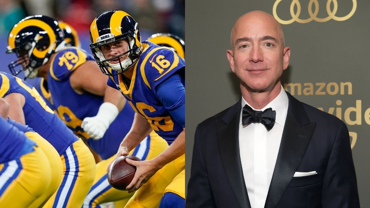 """Jeff Bezos could capitalise on """"perfect opportunity"""" to become new Los Angeles Chargers owner."""