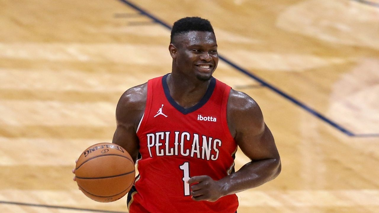 'I would've wanted to dunk on Wilt Chamberlain': Pelicans' Zion Williamson explains why he picked the Warriors legend over all the other stars in NBA History