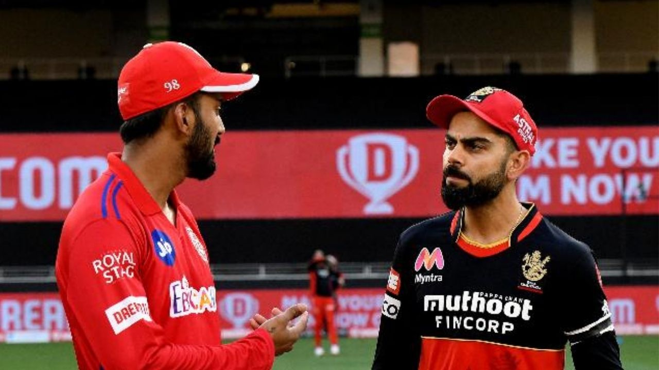 PBKS vs RCB Head to Head Records in IPL | Punjab Kings vs Royal Challengers Bangalore Stats | IPL 2021 Match 26