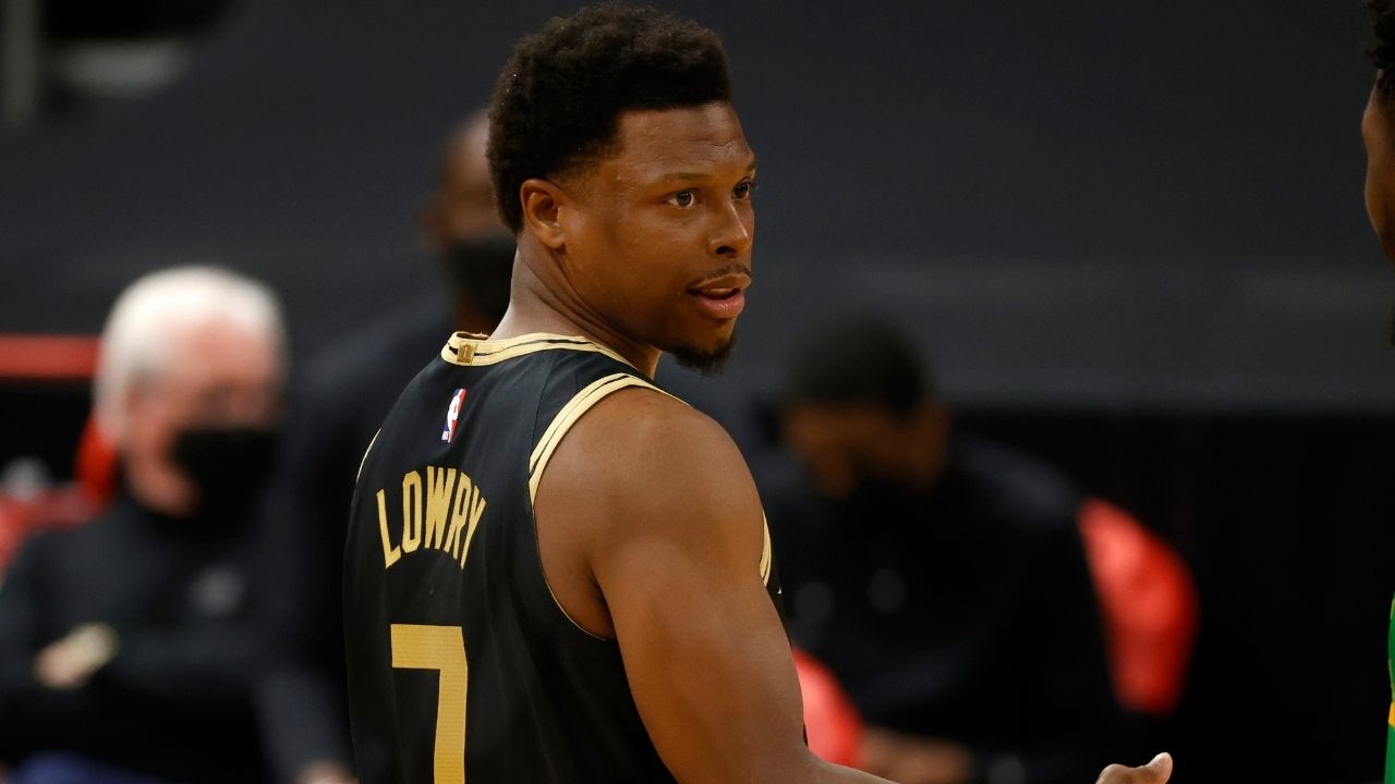 """Dr. Kyle Lowry, doctorate in greatness"": Raptors legend cracks hilarious joke regarding him being awarded a doctorate by Acadia"