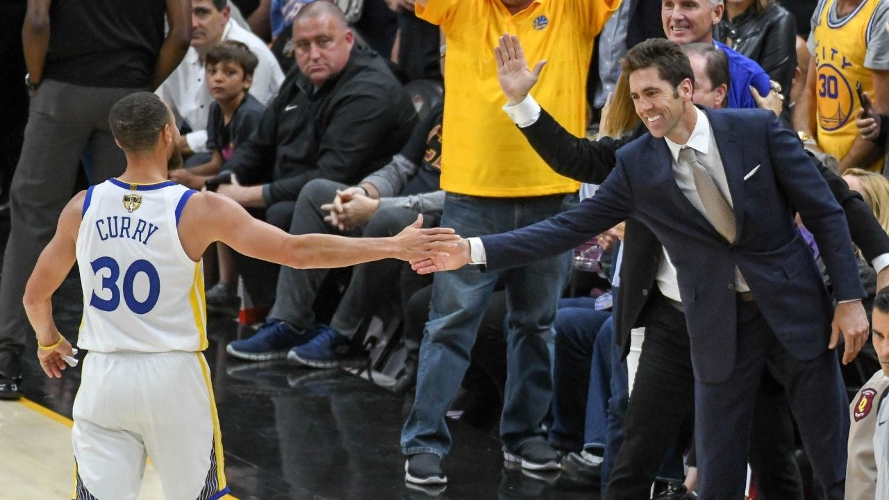 """Warriors GM Bob Meyers opens up amid Stephen Curry trade rumors: """"The drumbeat never stops"""""""