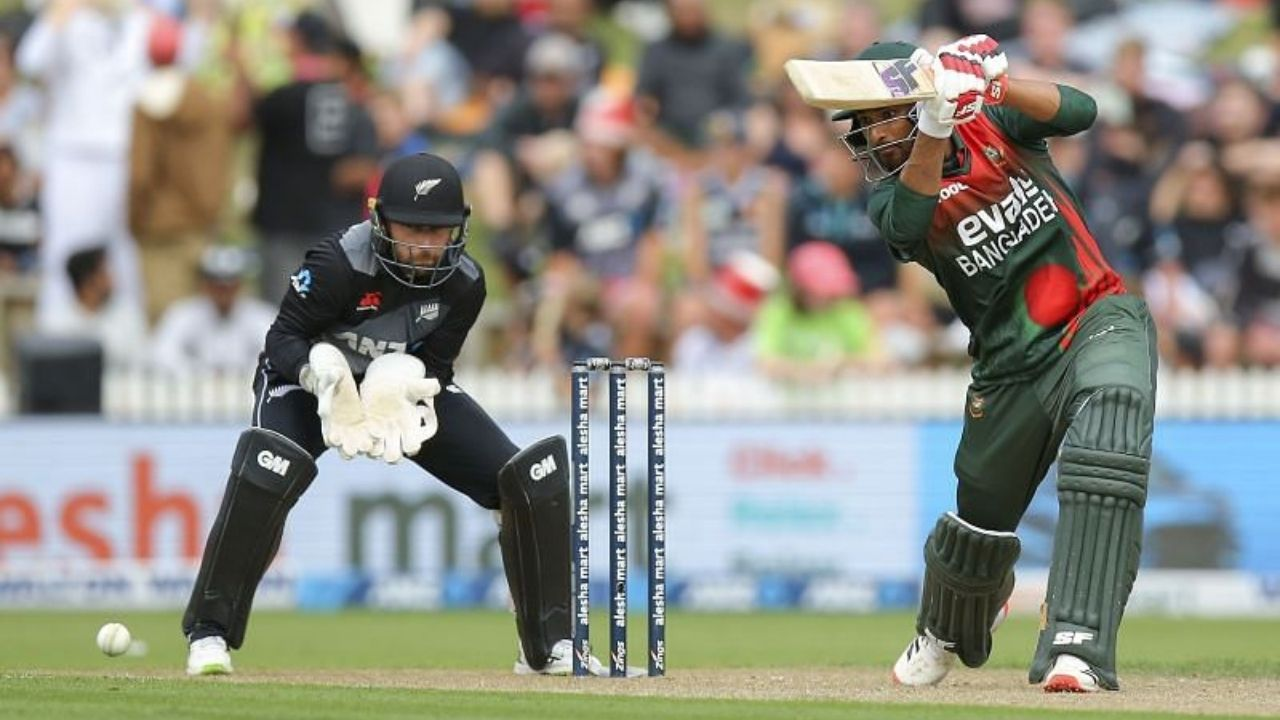 Why is Mahmudullah not playing today's 3rd T20I between New Zealand and Bangladesh in Auckland?