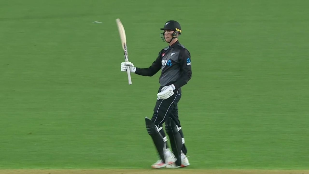 F Allen NZ cricket: RCB batsman smashes maiden T20I half-century off 18 balls vs Bangladesh in Auckland
