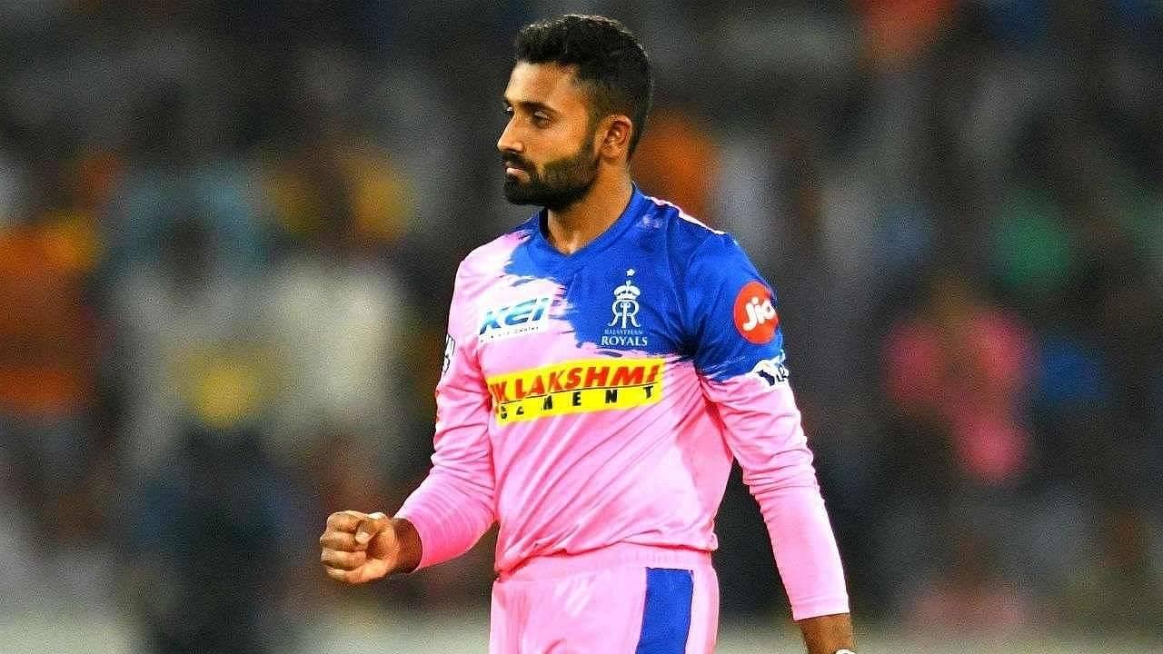 Yashasvi Jaiswal IPL 2021: Why is Shreyas Gopal not playing today's IPL 2021 match vs KKR?