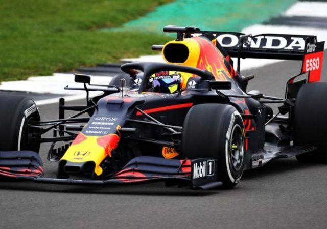 """""""It's going to be very tight with Mercedes"""" - Sergio Perez eager to take Red Bull to the top in Imola"""