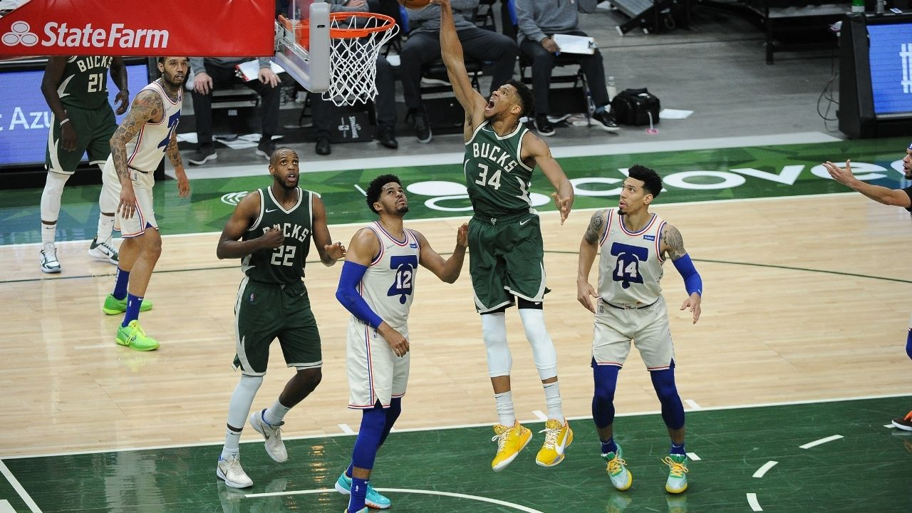 """Bucks won't win the East because Charles Barkley said so!"" Stephen A. Smith hilariously roasts NBA analyst's take on Giannis and co. heading to the NBA Finals"