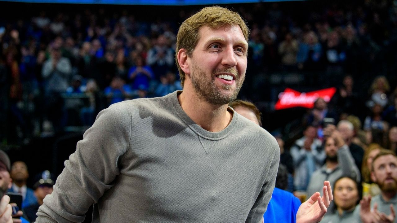 """Stephen Curry, shoot the ball! Like, what are you waiting on?"": Dirk Nowitzki reveals how watching the Warriors superstar gets him fired up"