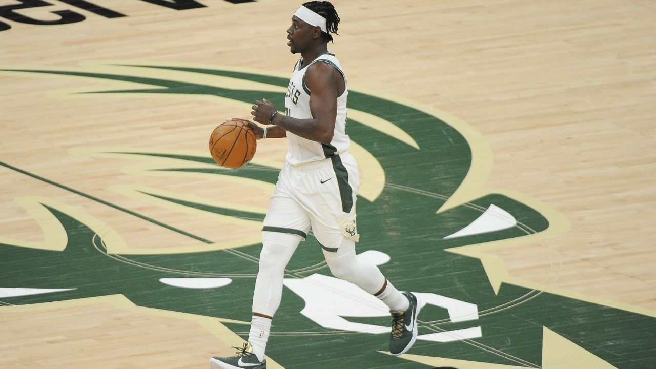 """""""So glad to be a part of Bucks Nation"""": Jrue Holiday agrees to a four-year extension worth up to $160 million in Milwaukee"""