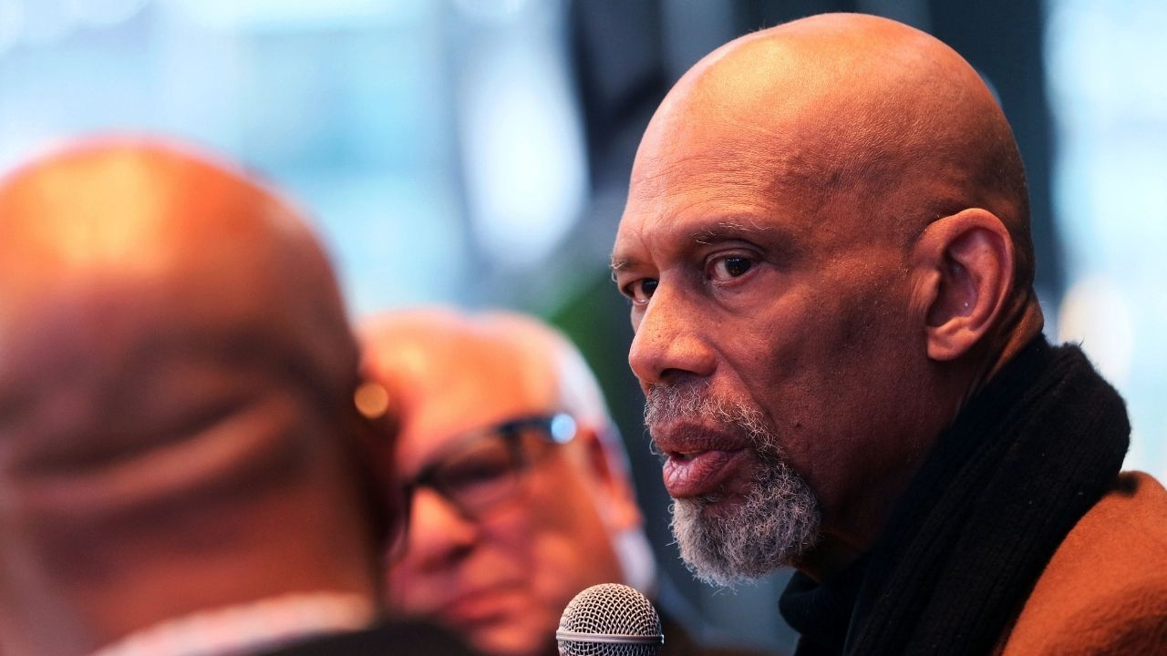"""Lakers legend Kareem Abdul-Jabbar accuses GOP members including Donald Trump of reinforcing systemic racism: """"Republicans want black people to disappear"""""""