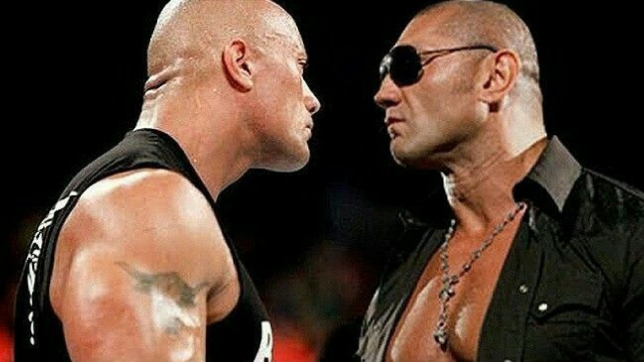 Dave Batista opens up on what makes him different from the Rock in Hollywood