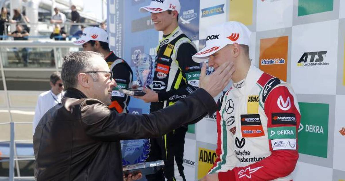 """""""I've known Mick since he was born"""" - Stefano Domenicali delighted to have Schumacher Jr. in Formula 1"""