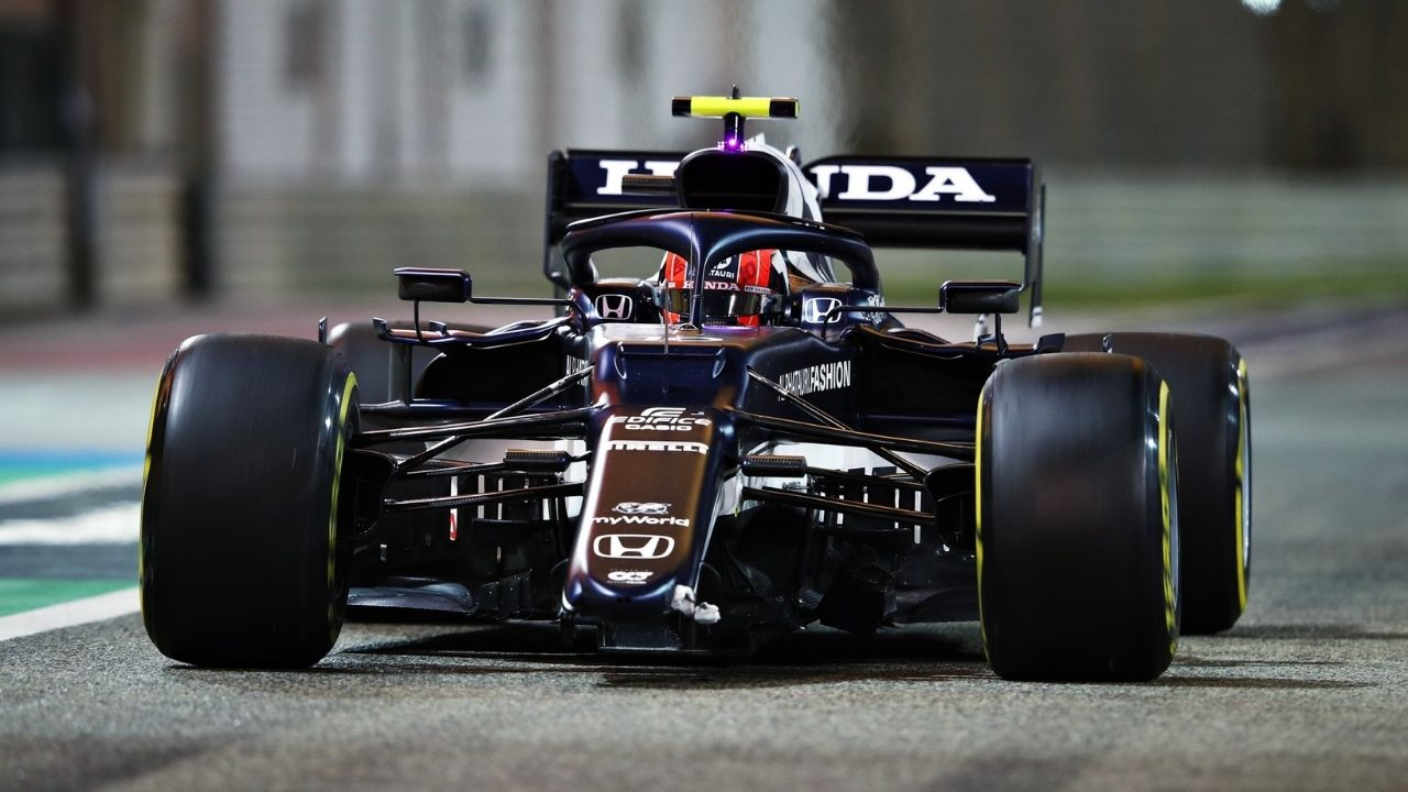 """""""I was in favour"""" - AlphaTauri star Pierre Gasly rues starting with wet tyres at Imola"""