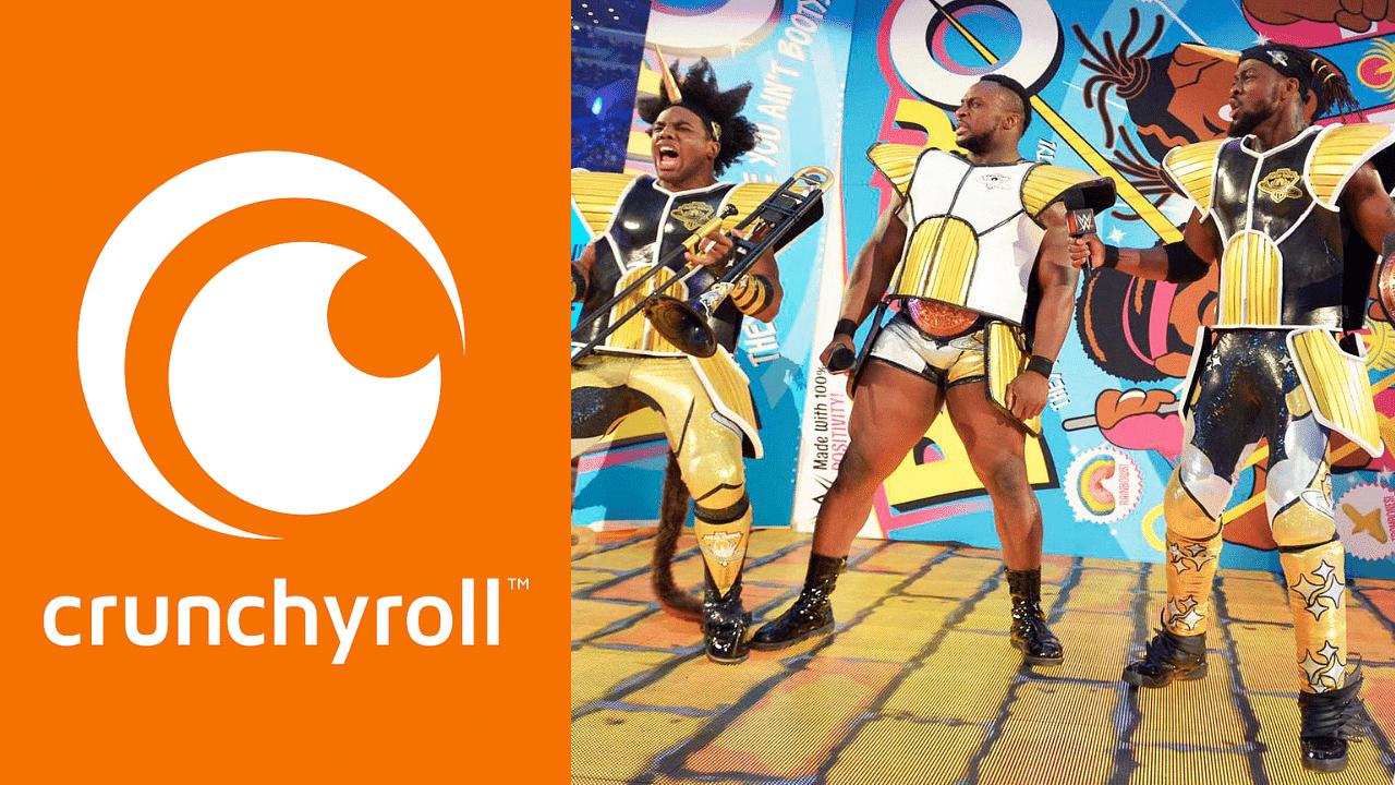 WWE and Crunchyroll announce partnership to create a new anime series