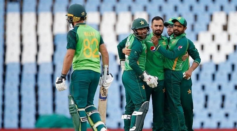 SA vs PAK Fantasy Prediction: South Africa vs Pakistan 1st T20I – 10 April (Johannesburg). Babar Azam, Mohammad Rizwan, and Mohammad Hafeez are the best fantasy picks for this game.