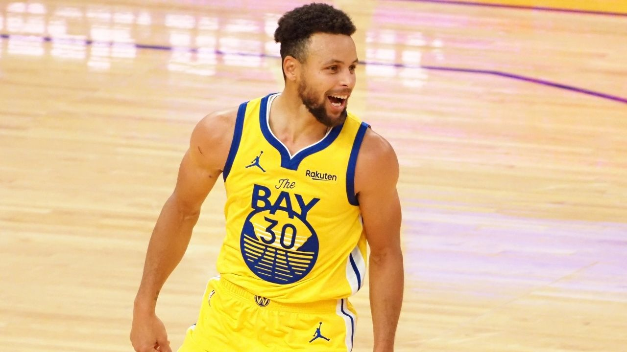 """""""Steph Curry saves Steve Kerr's career yet again"""": Kendrick Perkins praises Warriors MVP for 41 point outburst in win over Bucks without Giannis"""