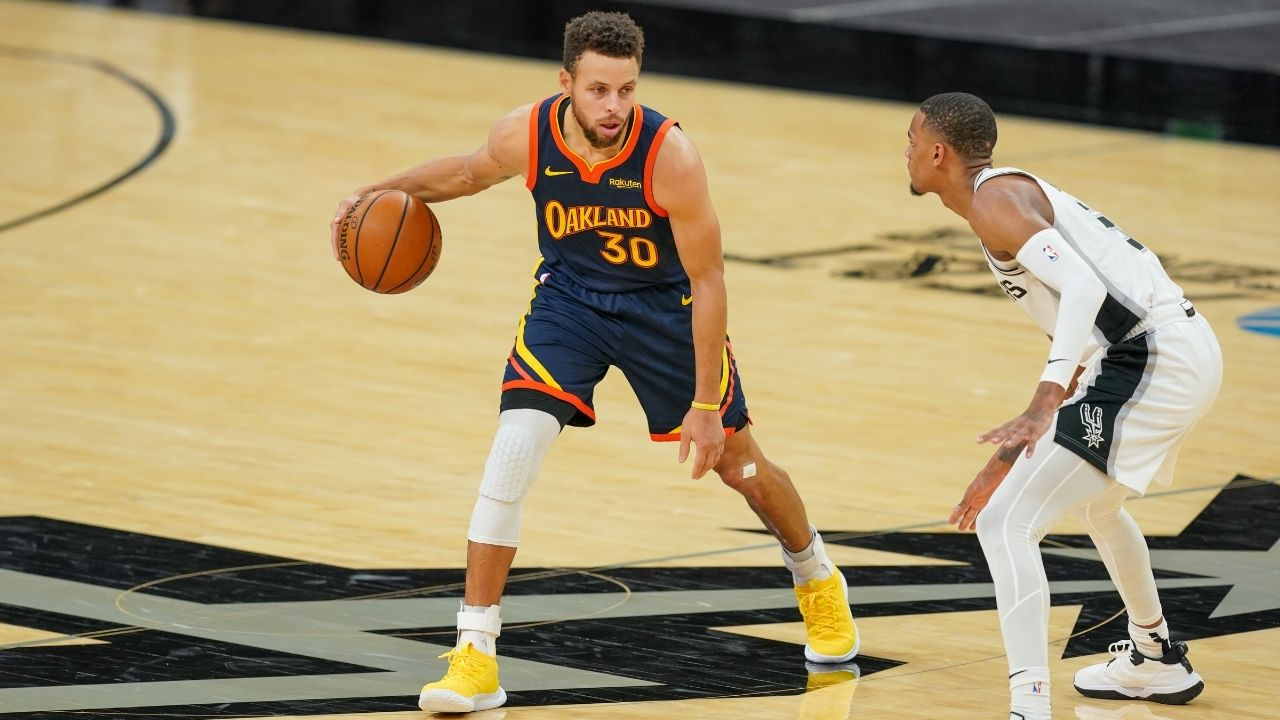 """""""Jrue Holiday, Avery Bradley, Tony Allen and Pat Beverley guarded me well"""": Warriors superstar Stephen Curry lists the players who are the toughest defenders guarding him"""