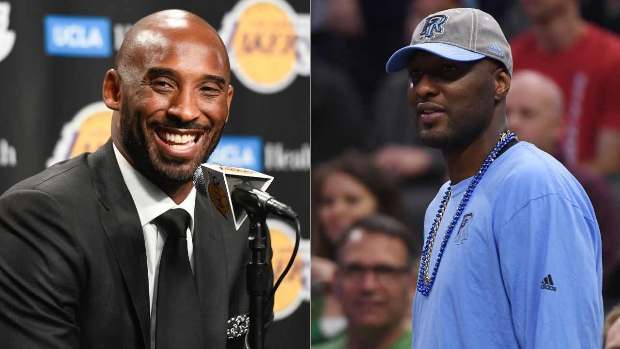 """Kobe Bryant chased Michael Jordan his whole life"": Lamar Odom reinforces how the Lakers legend was chasing the ghost of Chicago all his career"