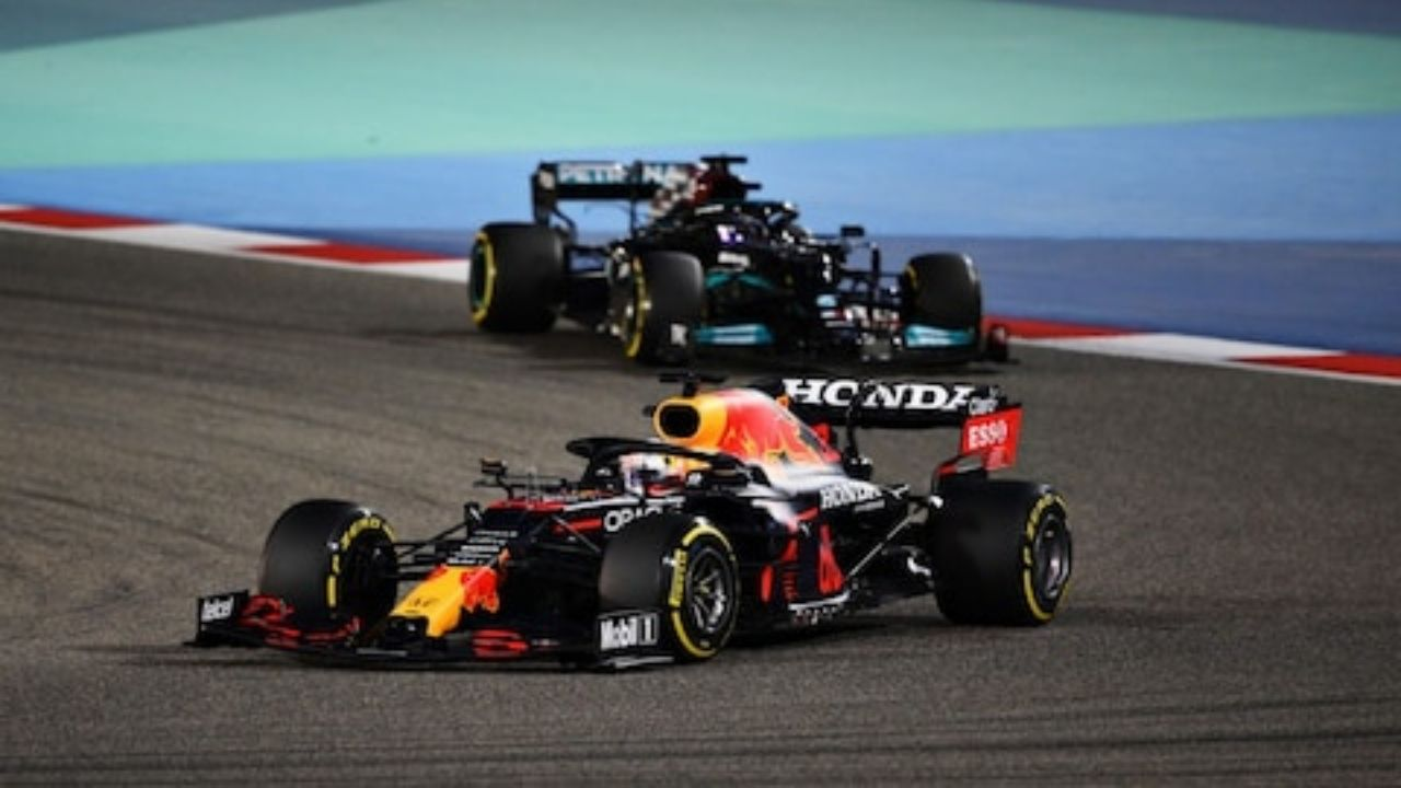 """""""I don't think we've seen the best of the Red Bulls yet""""– Lewis Hamilton"""