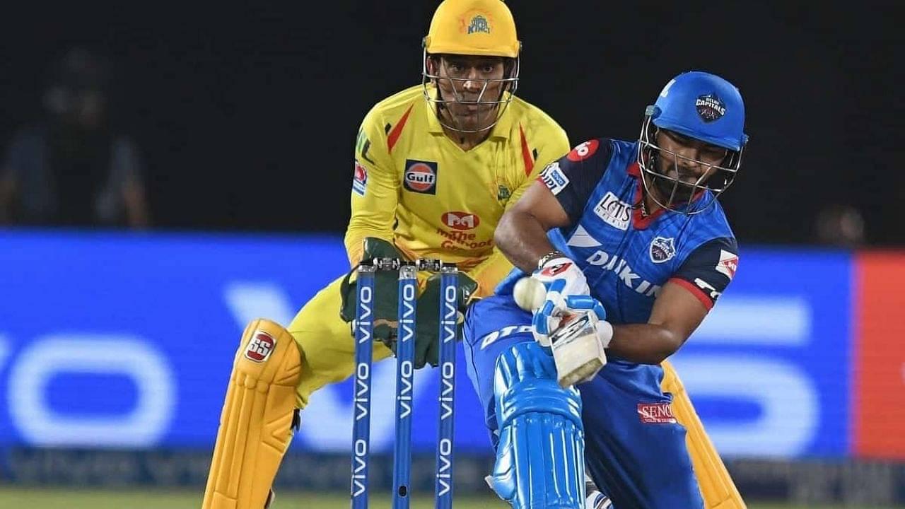 CSK vs DC Head to Head Records   Chennai Super Kings vs Delhi Capitals H2H Stats   IPL 2021 Match 2