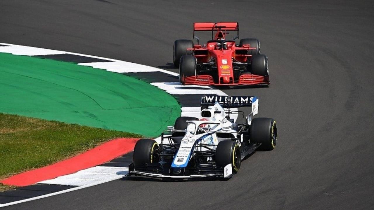 Ferrari And Williams To Deploy Z-Shaped Floor Cutouts At The Emilia Romagna Grand Prix