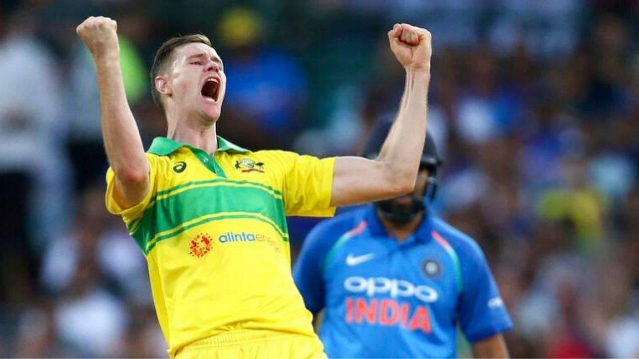 Jason Behrendorff cricket: Has Josh Hazlewood's IPL 2021 replacement played in the IPL before?