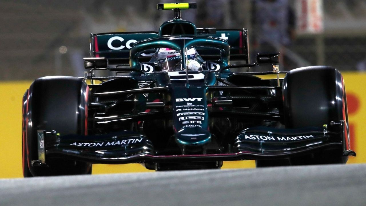 """""""Even if we wanted to change, we can't""""– Aston Martin on their low-rake predicament"""