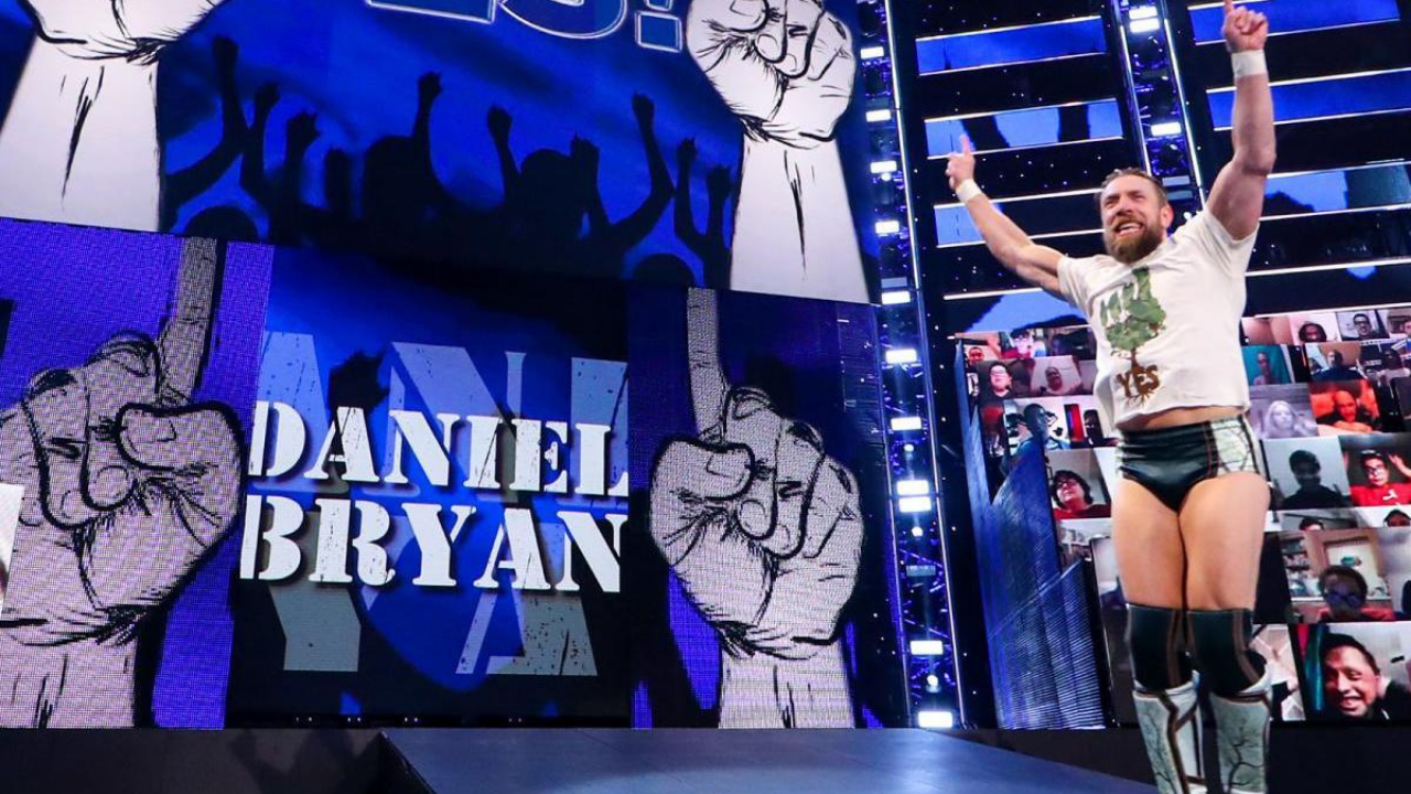 WWE Hall of Famer says Daniel Bryan should be allowed to wrestle outside