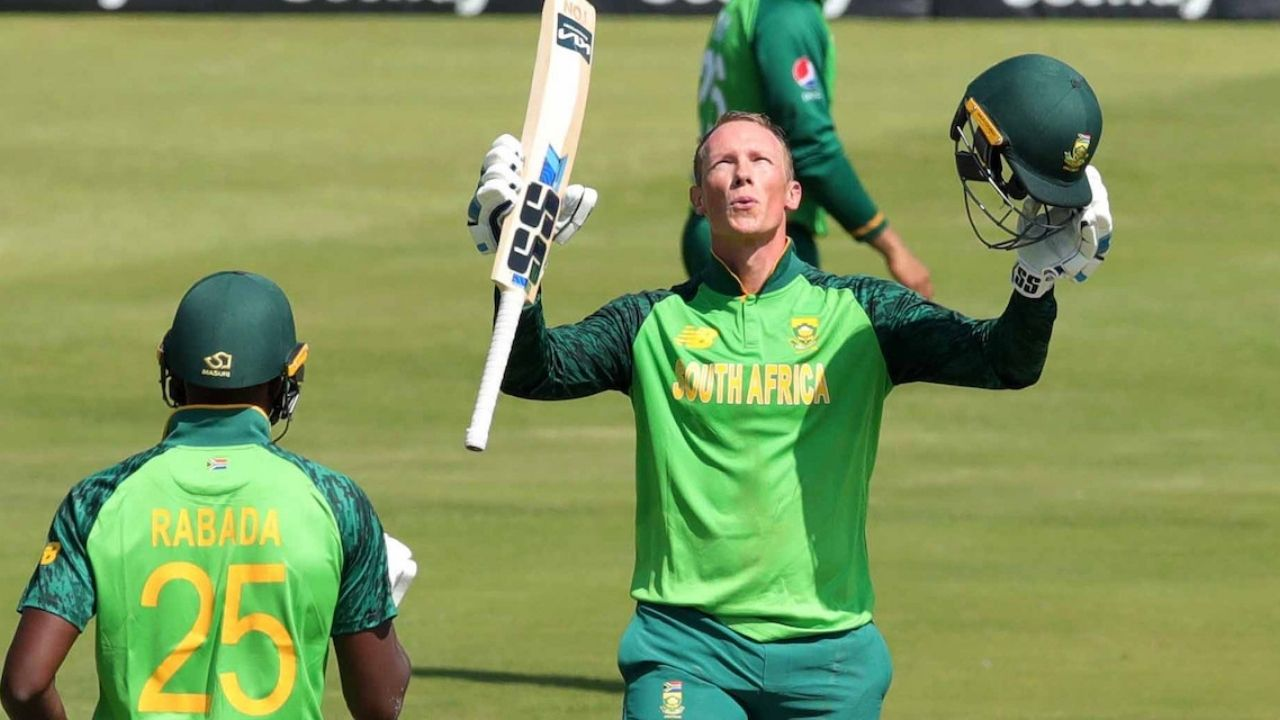 Usman Qadir debut: Why is Rassie van der Dussen not playing today's 3rd ODI between SA vs PAK in Centurion?