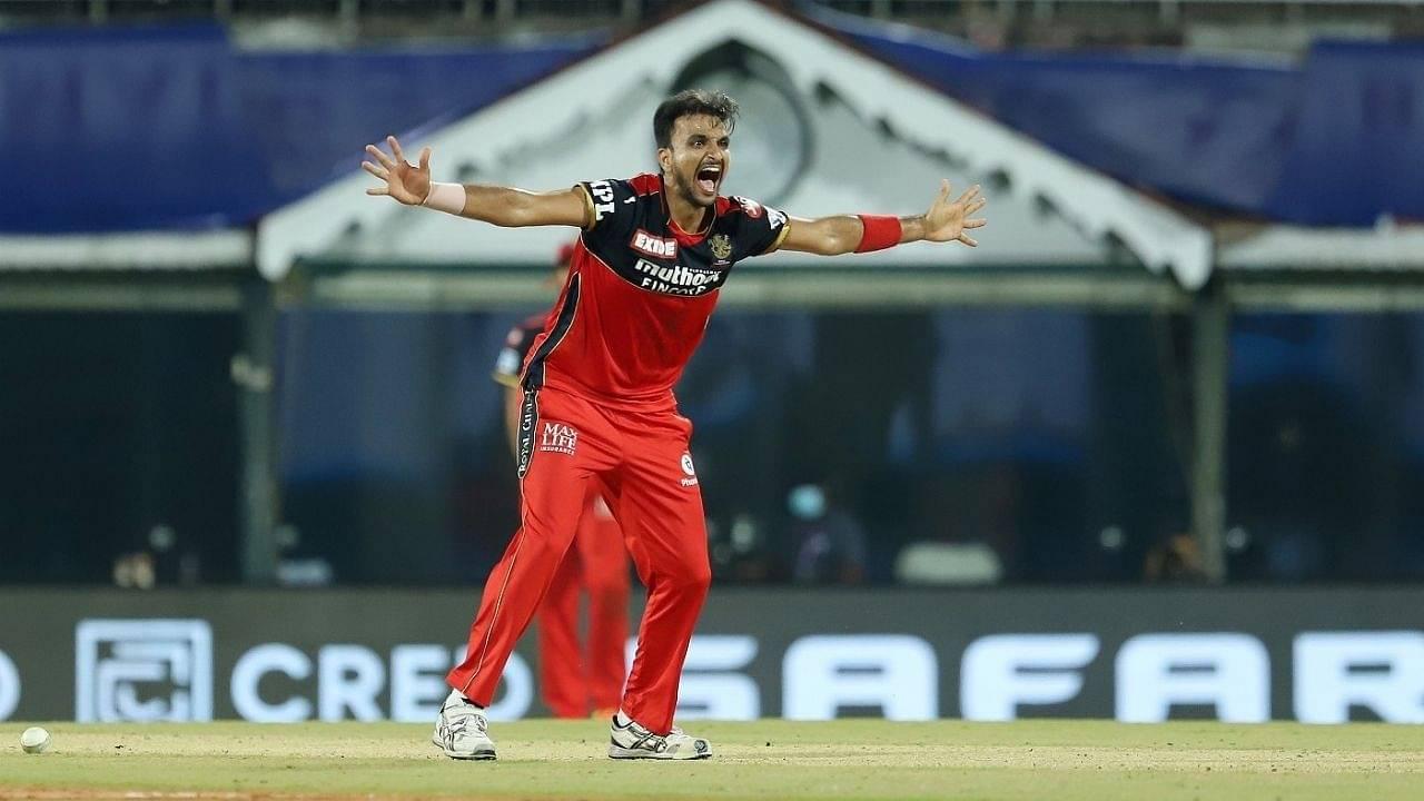 """Take a bow"": Aakash Chopra admires Harshal Patel's maiden IPL five-wicket haul vs Mumbai Indians in IPL 2021"
