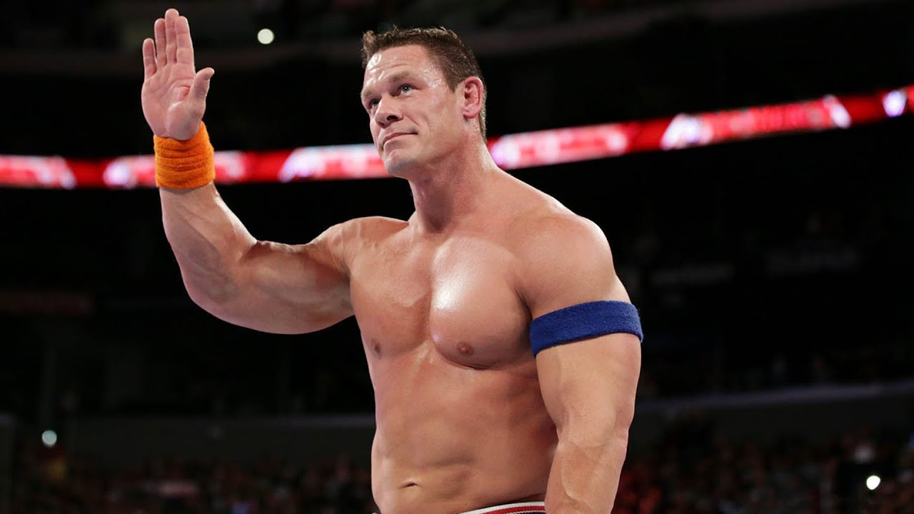 John Cena opens up on how he feels about WWE thriving without him