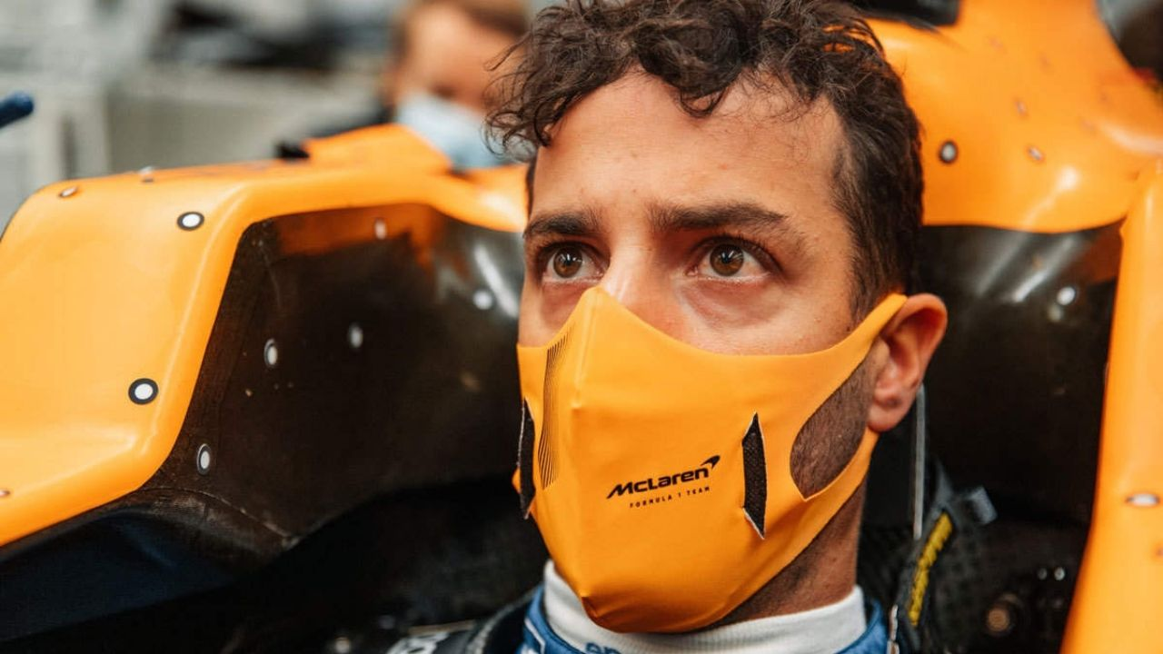"""""""Old habits that I need to still flush out""""– Daniel Ricciardo on what he needs to be successful at McLaren"""