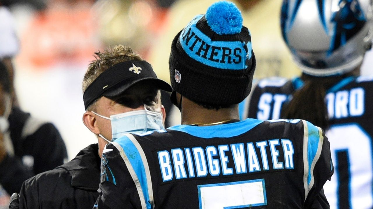 """""""You can't ask everyone to agree with everything"""" Panthers HC responds to Teddy Bridgewater's comments about Panthers practice structure"""