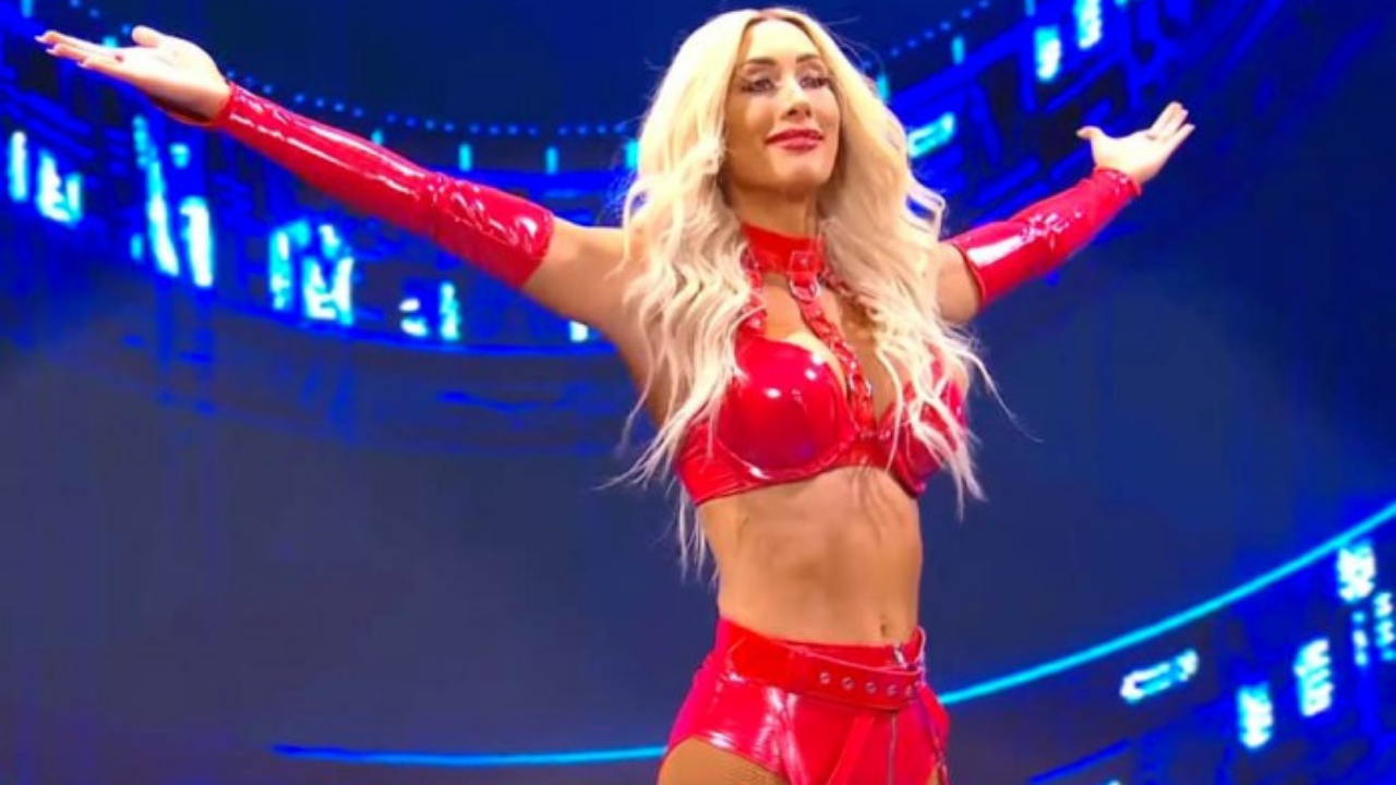 Carmella draws attention to Wrestlemania only featuring two women's matches on the card