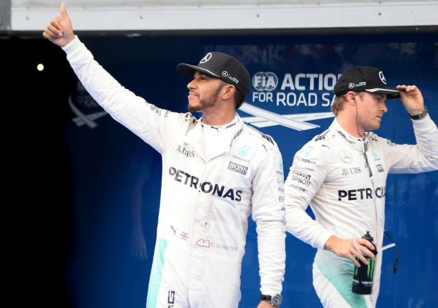 """""""Nobody actually thought""""– Toto Wolff on foreseeing hostility between Lewis Hamilton and Nico Rosberg"""