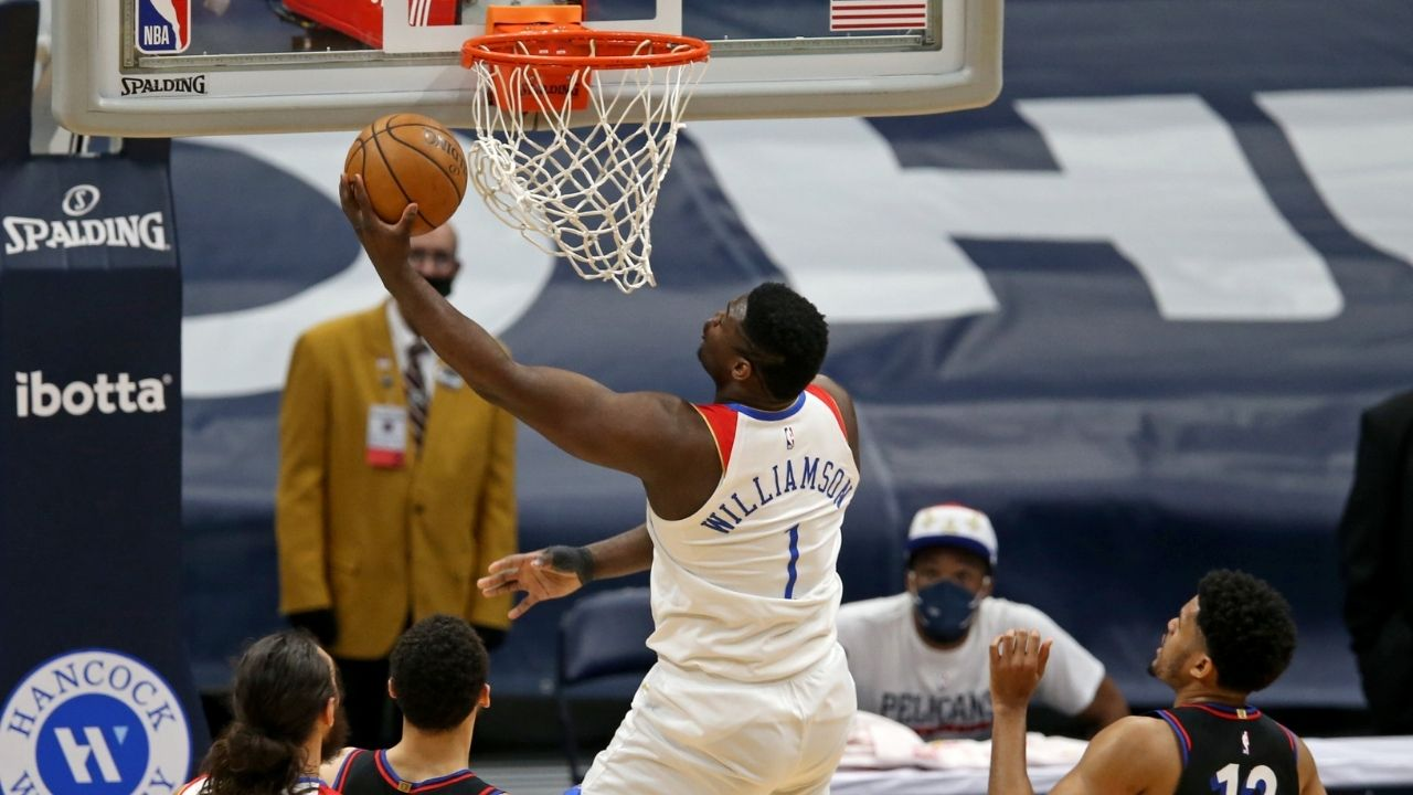 """I could maybe participate in the dunk contest in the future"": Pelicans superstar Zion Williamson discloses his interests in participating in the All-Star event"