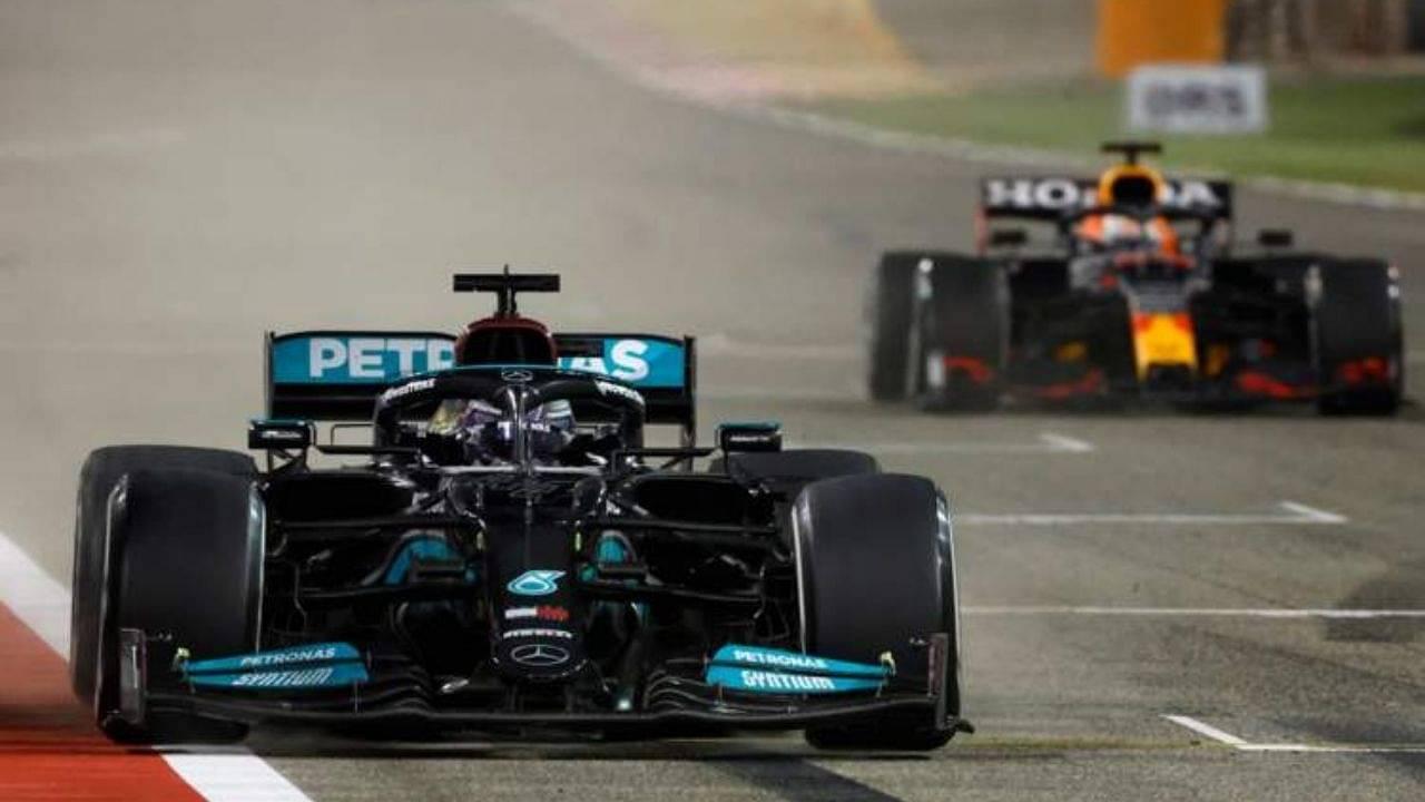 """The advantage Hamilton has over Verstappen is his incredible""– Helmut Marko"