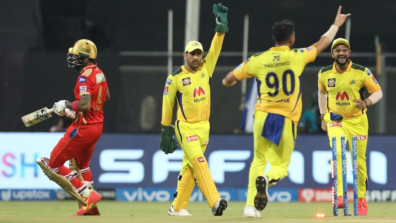 Man of the Match today IPL 2021: Who was awarded the Man of the Match award in PBKS vs CSK IPL 2021 match?