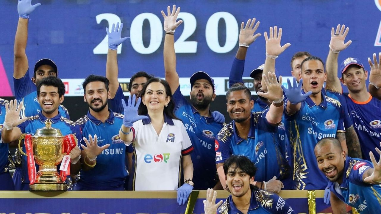 IPL Winners List from 2008 to 2020: Which team has lifted the IPL trophy most number of times?