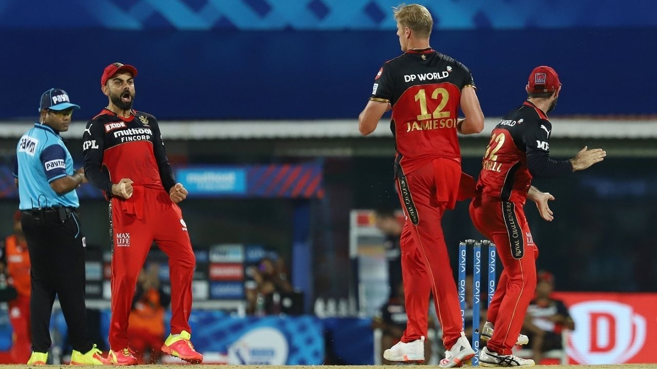 Man of the Match today SRH vs RCB: Who was awarded the Man of the Match in Sunrisers vs Royal Challengers IPL 2021 match?