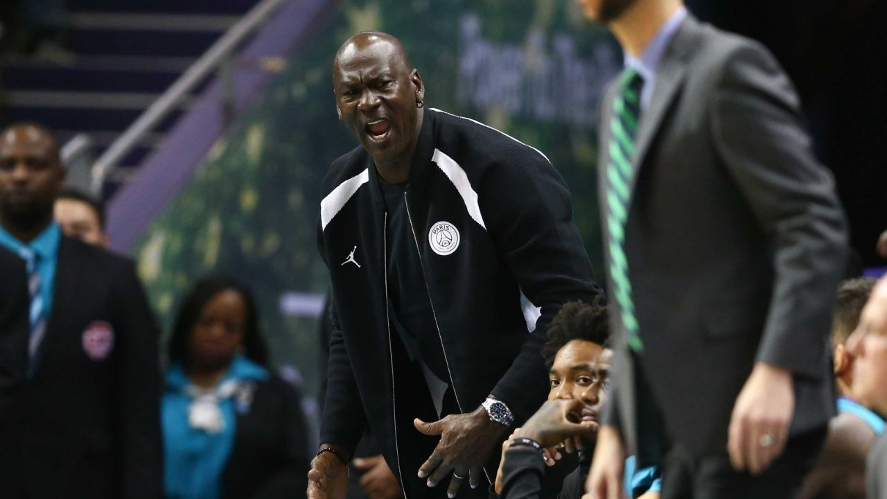 """""""Rookies trash talked Michael Jordan so he would go off"""": When these Nuggets rookies confronted the then Wizards star to goad him"""