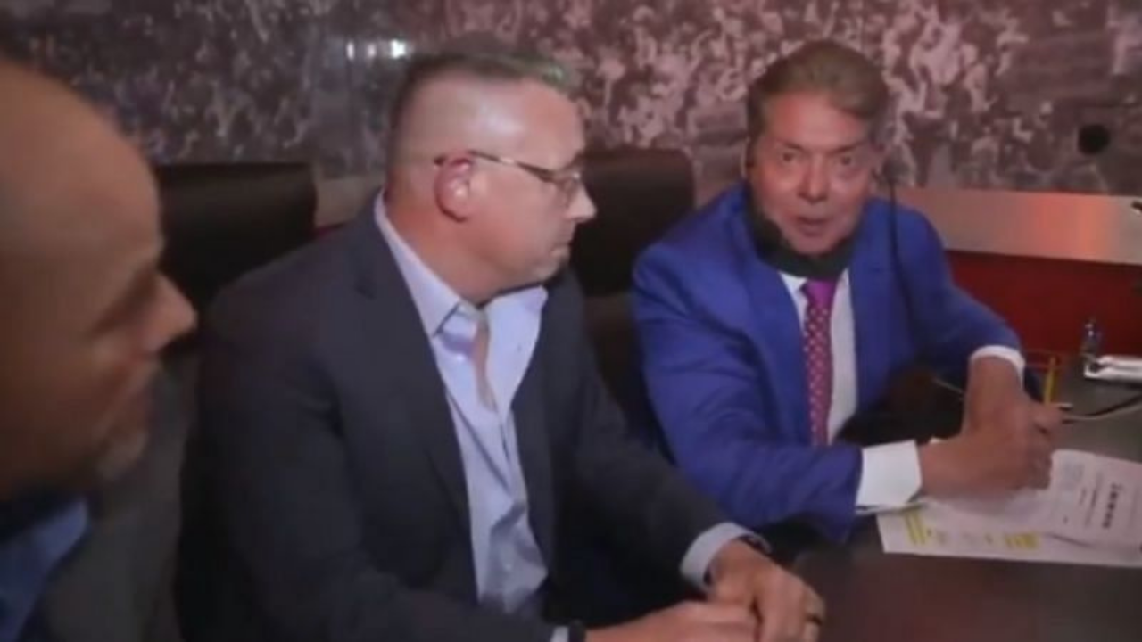 Michael Cole reveals why Vince McMahon gave him a job in WWE