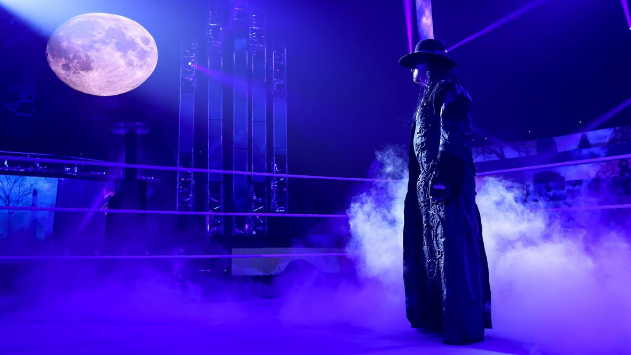 The Undertaker reveals when he knew it was time for him to retire