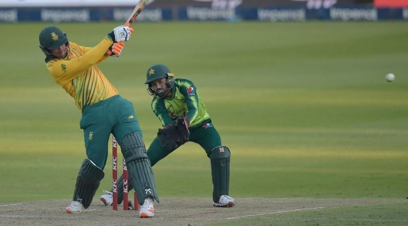 SA vs PAK Fantasy Prediction: South Africa vs Pakistan 4th T20I – 16 April (Centurion). Babar Azam, Mohammad Rizwan, Aiden Markram, and Heinrich Klaasen are the best fantasy picks for this game.