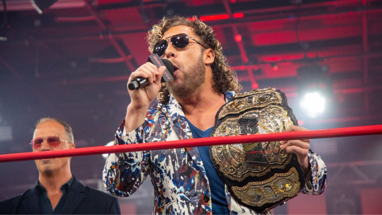 Kenny Omega expresses interest in facing WWE SmackDown Star