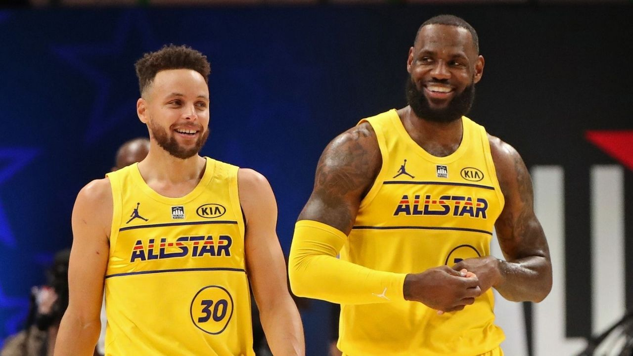 """""""If you can do it, so can I"""": LeBron James could be suiting up to challenge Stephen Curry once again, but the sport won't be the same"""