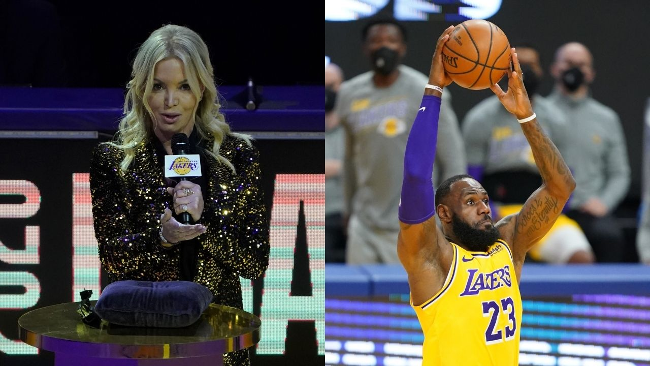 'LeBron James is the closest thing to a superhero': Lakers' owner Jeanie Buss explains why she holds 'The King' in such high regard