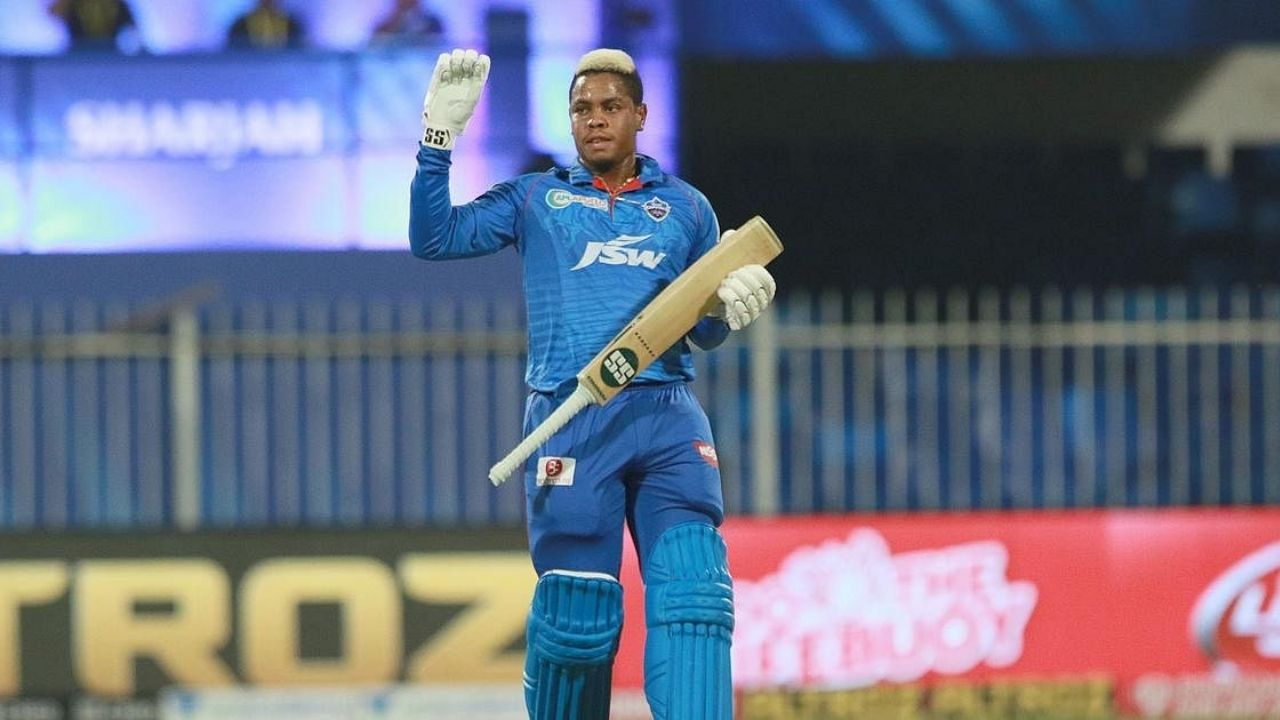 Lalit Yadav IPL 2021: Why is Shimron Hetmyer not playing today's IPL 2021 match vs Rajasthan Royals?