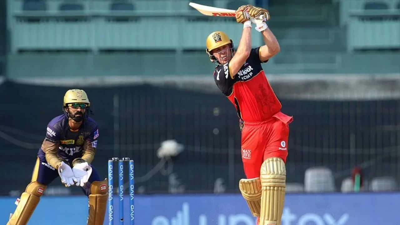 """Incomparably amazing"": Ian Bishop admires AB de Villiers for scoring whirlwind half-century vs KKR in IPL 2021"
