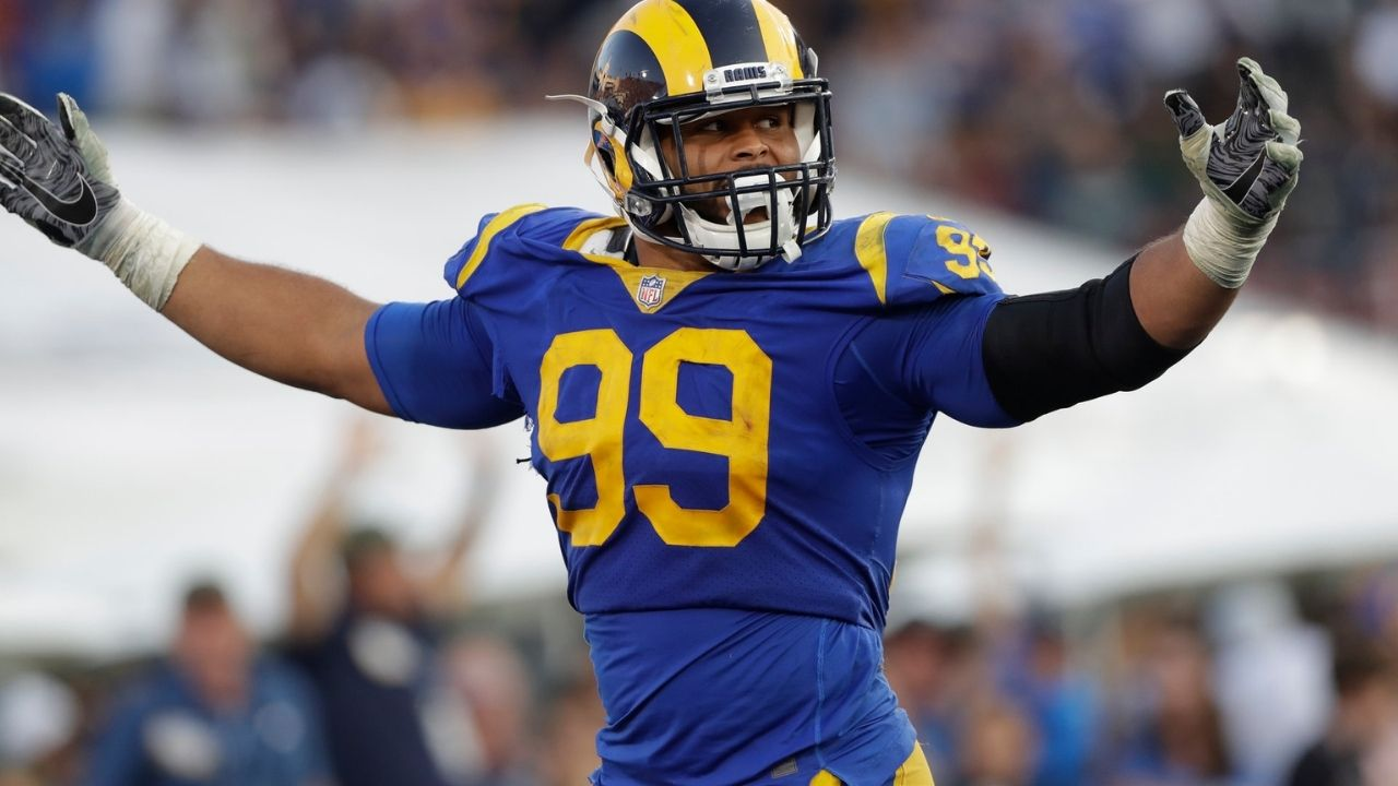 """""""He actually saved Mr. Spriggs from further injury"""": Aaron Donald's lawyer dismisses rumours that Donald assaulted someone and provides video proof."""